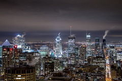 Montréal (Rogelio Ramirez Moreno) Tags: montreal canadá city lights quebec night