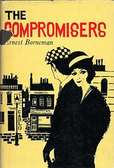 The Compromisers (54mge) Tags: book dustjacket novel