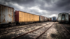 DSC02218 (jebster2000) Tags: train t vintage history museum railroad tracks hdr sonya7rii zeiss batis