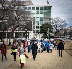 2017.01.29 Oppose Betsy DeVos Protest, Washington, DC USA 00267