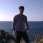 Alexander Klapschus am Japanischen Meer, Fukui