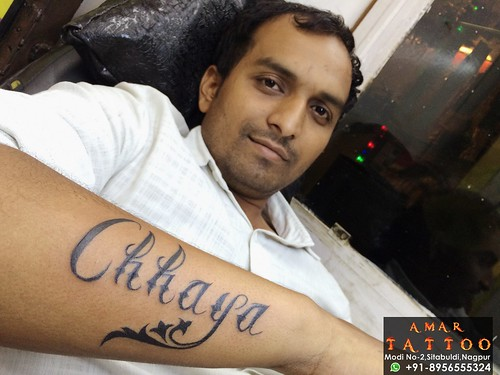 Tattoo Art In Nagpur By Amar New Our Tattoo Work By Amar