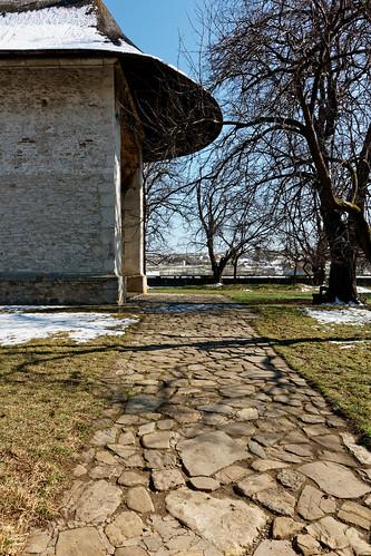 Kirche in Abore