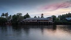 Idyllic Danga Inn (zol m) Tags: chalet motel klickr zolsimpression zolmuhd cuticutimalaysia kelantan river dangainn bachok