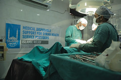 Medical Support Services: Syria