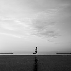 Lake Michigan, Chicago (Thomas Leuthard) Tags: chicago oocc thomasleuthard