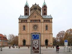Kaiserdom (Speyer) (fotoeins) Tags: travel canon germany deutschland eos europa europe cathedral unesco unescoworldheritage worldheritage speyer 6d kaiserdom speyercathedral canonef24105mmf4lisusm eos6d fotoeins henrylflee fotoeinscom