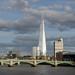 Ausblick von der Millenium Bridge