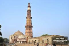 _D3T2153 Delhi - Qutab Minar komplexum (Nmeth Viktor) Tags: india viktor delhi complex minar qutab nmeth vilgutaz drnvq