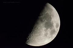Moon (Andrea Brocca) Tags: moon macro nikon space satellite astro luna planet minimalismo nero d800 spazio sfondo telescopio 2700 lunare 2700mm nikond800 andreabrocca andreabroccait