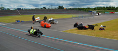 BHPC buddies (beqi) Tags: york panorama bike bicycle yorkshire velomobile recumbent velodrome photoshoppery 2015 hpv cyclefacilities bhpc yorksportvillage