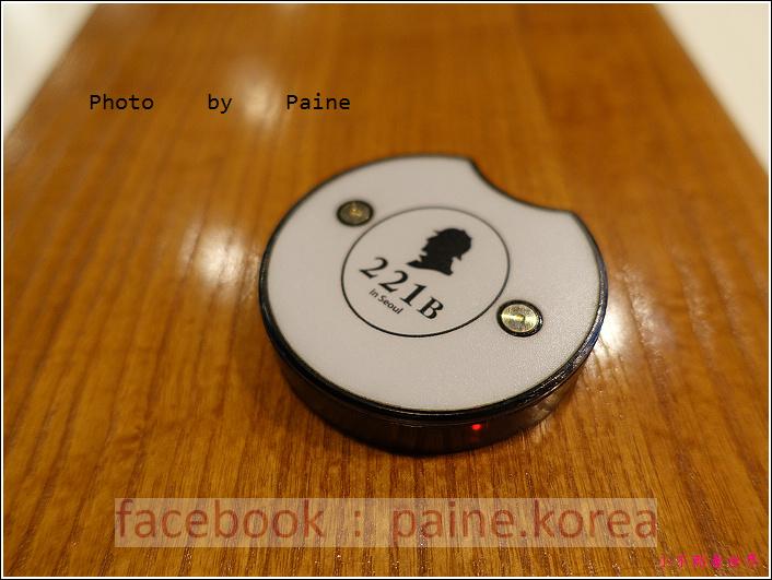 江南221B in Seoul coffee lounge (5).JPG