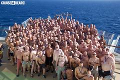 (Cruise4Bears) Tags: bear travel cruise gay hairy fur fun boat dad ship os chubby urso gai orso chaser peludo poilu lbgt cruise4bears