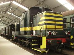 Maldegem (mostlybytrain) Tags: belgium loco locomotive flanders lok belge dmu sncbnmbs