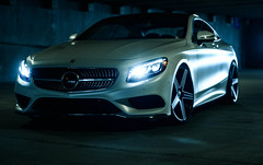 (Ricky Shull) Tags: urban dublin white cars mercedes benz awesome giovanna matte sportscar classy merc s550 luzury