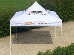 Quick Folding Tent - Promotietent met reclame