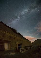 Starry bunker