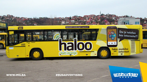 Info Media Group - Haloo, BUS Outdoor Advertising, 04-2015 (1)