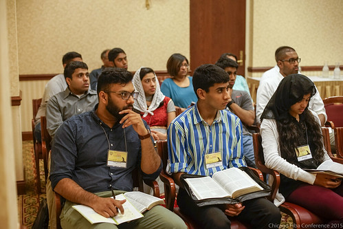 Youth Session in progress