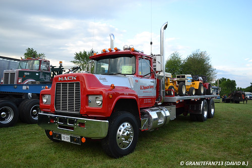Return Of The Mack R-model - Modern Mack Truck General Discussion ...