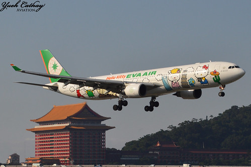 EVA Air (Hello Kitty Around The World)