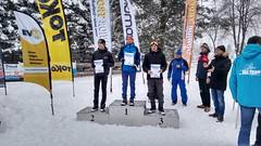 """54. Pokallanglauf """"Rund um Marienberg"""" (skilanglauf.scnorweger) Tags: erzgebirge sc norweger skilanglauf sport team vereinssport ski nordisch annaberg skimarathon personene"""