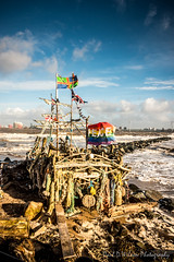 New Brighton. Jan 2017-260 (revpdwilson) Tags: cheshire newbrighton nikon28300mmvr nikond750 seaside wallasey winter wirral landscape naturallight
