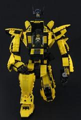 GAV-85W Broadsword (DeadGlitch71) Tags: lego mech mecha gundam sword mobile mobileweapon robot space scfi scifi yellow gun guns armor battlesuit battlearmor military machine jetpack