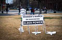 2017.01.21 Women's March Washington, DC USA 2 00126