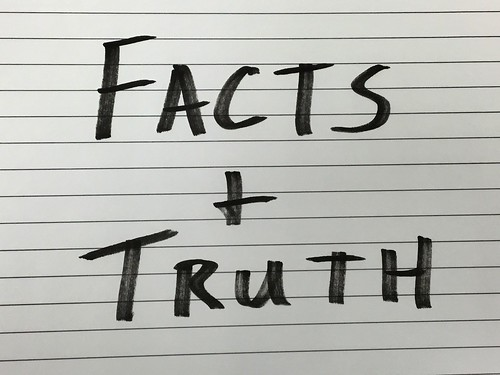 From flickr.com: 25/365: A post-truth world, full of alternative facts? {MID-189837}