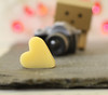 And so the Cheese said to the camera: Cheese ! (Belle Pans Maze) Tags: macromondays saycheese mm macro tabletopphotography toy danboard danboardmini revoltech camera canon eos700d bokeh slate cheese cheddar cheeseheart heart food