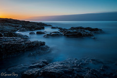 Ogmore (parry101) Tags: ogmore bridgend sunrise rise dawn sky skies cloud clouds south wales sea seas water ocean long exposure exposures rock rocks 10stop filter geraint parry geraintparry