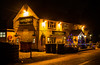 The Curse Of The Wheelie Bin (williamrandle) Tags: greenforge staffordshireworcestershirecanal westmindlands uk england kingswinford 2016 winter nighshot lowlight longexposure afterdark pub pulichouse outdoor lights nikon d7100 sigma1835f18art signs road building structure night architecture