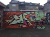 artist unknown (#fuerstlife) Tags: dortmund graffiti adlerstrase westside dortmundwest ruhrpott writing graffitiart 3d hinterhof backyard januar2017 streetlife fuerstlife ruhrgebiet sprühdose kunst art urbanart