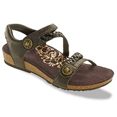 "Aetrex Jillian sandal black • <a style=""font-size:0.8em;"" href=""http://www.flickr.com/photos/65413117@N03/32111679404/"" target=""_blank"">View on Flickr</a>"