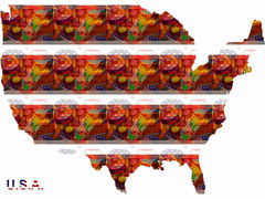 This Country is a Melting Pot of Humanity & We Want it to Stay That Way (soniaadammurray - Off) Tags: digitalphotography manipulated experimental abstract usa quote martinlutherking jr 2017 act inclusive embraceourdifferences humanity individual discrimination orange diversity understand truth positivity people