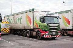 H8482 OLIVIA MORGAN PX65 JGF (Barrytaxi) Tags: eddie eddiestobart stobart energy biomass swindon truckstop scania