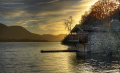 Photo of A hut by the lake