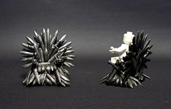 The Iron Throne (billbobful) Tags: lego game thrones song ice fire