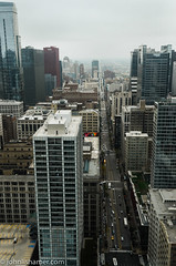 From Above (johnlishamer.com) Tags: 2016 lishamer nikond7000 ohc2016 openhousechicago2016 theloop architecture buildings chicagoil city cityscape cloudy dlsr gray johnlishamercom skyscrapers urban
