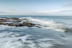 Northumberland Seascape (Ellieslion) Tags: ellieslion seascapes rocks northumberland northeastengland
