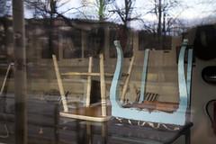 More morning pastels (Beathe) Tags: trondheim ila sentrum walk light monday chairs café img0252