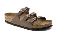 """Birkenstock Florida Soft Footbed sandal mocha birkibuc • <a style=""""font-size:0.8em;"""" href=""""http://www.flickr.com/photos/65413117@N03/32682761361/"""" target=""""_blank"""">View on Flickr</a>"""