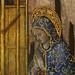 GIOVANNI FRANCESCO DA RIMINI (Attribué),1440-50 - Vie de la Vierge, La Nativité (Louvre) - Detail 03