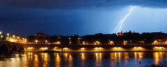 Lightning strike in Toulouse ! (David B. - just passed the 7 million views. Thanks) Tags: city bridge cloud storm france rain weather clouds river town riviere rivière pont lightning toulouse storms raining garonne thunder ville orage pontneuf a77 orages tounis hautegaronne midipyrénées 1650 a77v sonyalpha77 sony165028ssm sonydslta77v