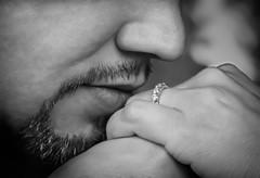 Engaged (novebruary) Tags: engagement ring myprecious flickrfriday