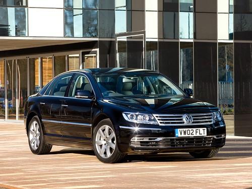 Volkswagen Phaeton UK