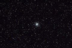 M12 - Globular Cluster in Ophiuchus (carlschmidt3) Tags: astrophotography tamron m12 globularcluster ophiuchus sp70300mmf456divcusd nikond5300