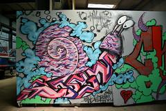 paint and beer 2015 (wojofoto) Tags: amsterdam graffiti streetart paintbeer paintandbeer villafriekens wojofoto wolfgangjosten 2015 sjembakkus nederland netherland holland