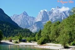 DSC_7133 (Original Loisi) Tags: panorama lake mountains alps nature landscape see view natur berge slovenia slovenija slowenien alpen gebirge steinbock kranjskagora julischealpen karawanken republikaslovenija kronau